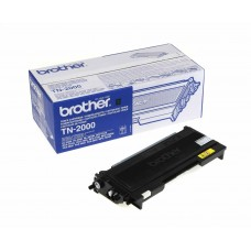 Brother Original Black TN2000 Laser Toner Cartridge (TN-2000)