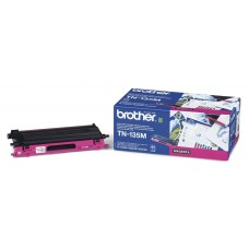 Brother Original High Capacity Magenta TN135M Laser Toner Cartridge (TN-135M)