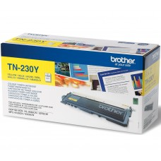 Brother Original Yellow TN230Y Laser Toner Cartridge (TN-230Y)