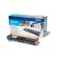 Brother Original Cyan TN230C Laser Toner Cartridge (TN-230C)