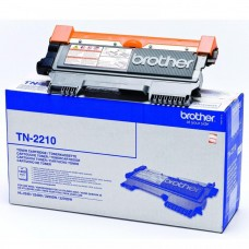 Brother Original Black TN2210 Laser Toner Cartridge (TN-2210)