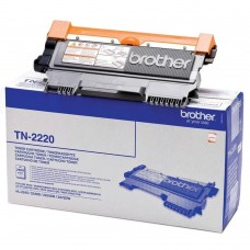 Brother Original High Capacity Black TN2220 Laser Toner Cartridge (TN-2220)