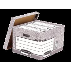 Fellowes SYSTEM LARGE BOX – GREY (EU) (FSC)