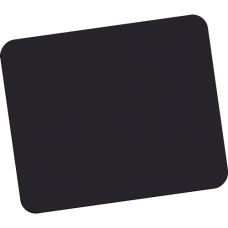 Fellowes MOUSE PAD BLACK 230 X 190 X 6 MM