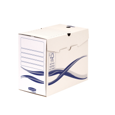 Fellowes BASIC 15CM A4 T FILE (PAL700)(FSC)