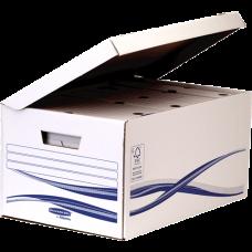 Fellowes BASIC FLIP TOP BOX MAXI 10PK (FSC)