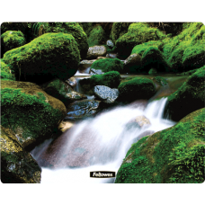 Fellowes MOUSE PAD OPTICAL CASCADES