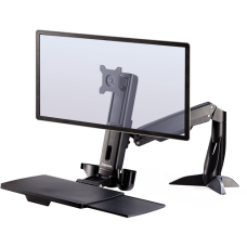 Fellowes EASY GLIDE SIT-STAND WORK PLATFORM