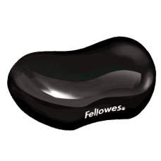 Fellowes BLACK CRYSTALS FLEX REST