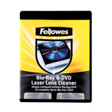 Fellowes BLU-RAY AND DVD LENS CLEANER