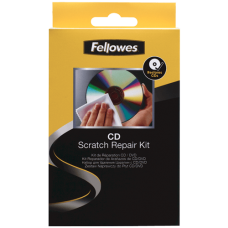 Fellowes FE CD SCRATCH REPAIR KIT NEW DES