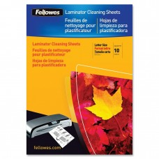 Fellowes 10 Pack of A3 Cleaning & Carrier Sheets (53207)