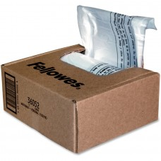 Fellowes Waste Bags for Small Office / Home Office Shredders (36052)