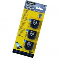 Fellowes 3 Pack of SafeCut Replacement Blades (54113)