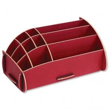 Fellowes Earth Series Red Organiser Tray (80126)