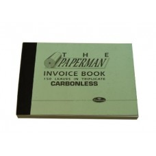 TRIPLICATE BOOK SMALL CARBONLESS CONTESSA PAPERMAN