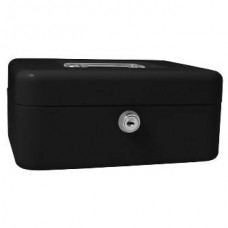 CASH BOX BLACK 10in/25cm