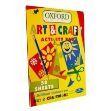 ACTIVITY PADS A4 x50 SHEETS CONTESSA OXFORD