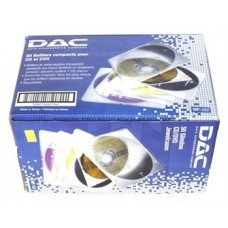 CD/DVD JEWEL CASE TRANSPARENT DAC