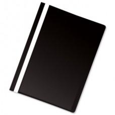 A4 Black PVC Flat File (02113)