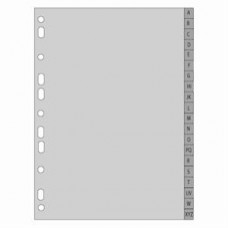 A4 A-Z PVC Index File (03660)