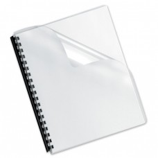 Bindermax A4 Clear Plastic Binding Front Cover (03805)