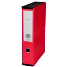 BOX FILE A4 RED PREMIER