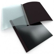 BINDING COVER BLACK 1.5 mm 1-15 pages BINDOMATIC