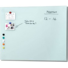 GLASS MAGNETIC BOARD 120x90cm