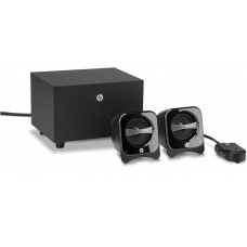 HP 2.1 Compact System Multimedia Speakers (BR386AA)