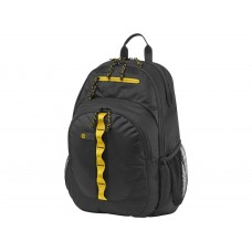 HP Black/Yellow Sport Backpack (F3W17AA)