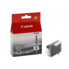 Canon Original Black CLI-8BK Ink Cartridge (0620B001)