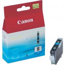 Canon Original Cyan CLI-8C Ink Cartridge (0621B001)