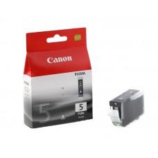 Canon Original Black PGI-5BK Ink Cartridge (0628B001)