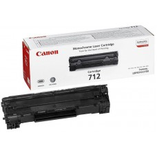 Canon Original Black 712 Toner Cartridge (1870B002AA)