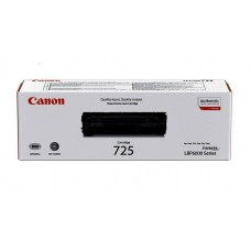 Canon Original Black 725 Toner Cartridge (3484B002AA)