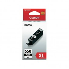 Canon Original High Capacity Black Canon PGI-550PGBKXL Ink Cartridge (6431B001)