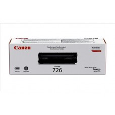 Canon Original Black 726 Toner Cartridge (3483B002AA)