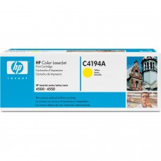 HP Color LaserJet C4194A Yellow Print Cartridge (C4194A)