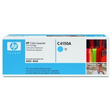 HP Color LaserJet C4150A Cyan Print Cartridge (C4150A)